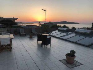 Dachterrasse Dachstuhl Immobiliengutachter Melanie C. Weinz