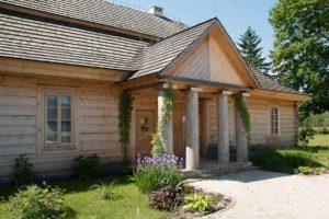 Holzbau Holzhaus Sachverständige Immobilien Gutachter Melanie C. Weinz