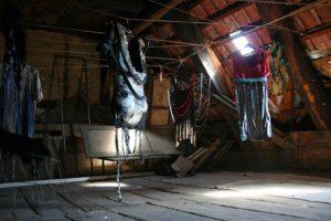 Dachboden Dachstuhl Immobiliengutachter Melanie C. Weinz