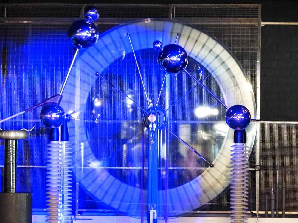 Elektrostatische Aufladung