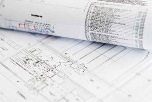 Baubeschreibung Bauzeichnung Sachverständige Immobilien Gutachter Melanie C. Weinz